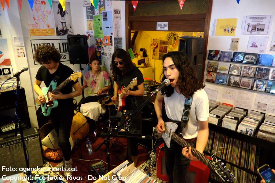 Programación de conciertos del Record Store Day 2017 en Catalunya: Guadalupe Plata, Tori Sparks, Mazoni...