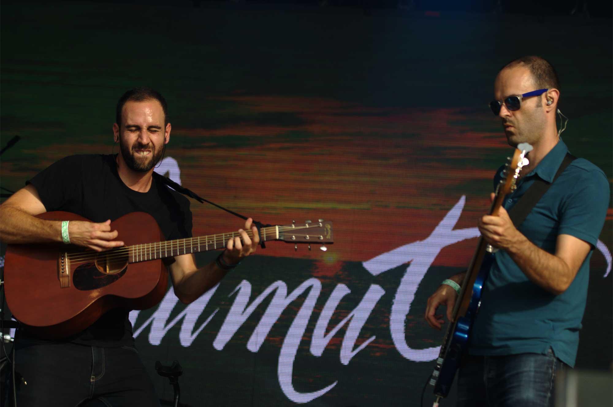 El Último Ke Cierre, Blaumut i Joan Rovira, a la Festa Major de Sant Carles de la Ràpita 2016