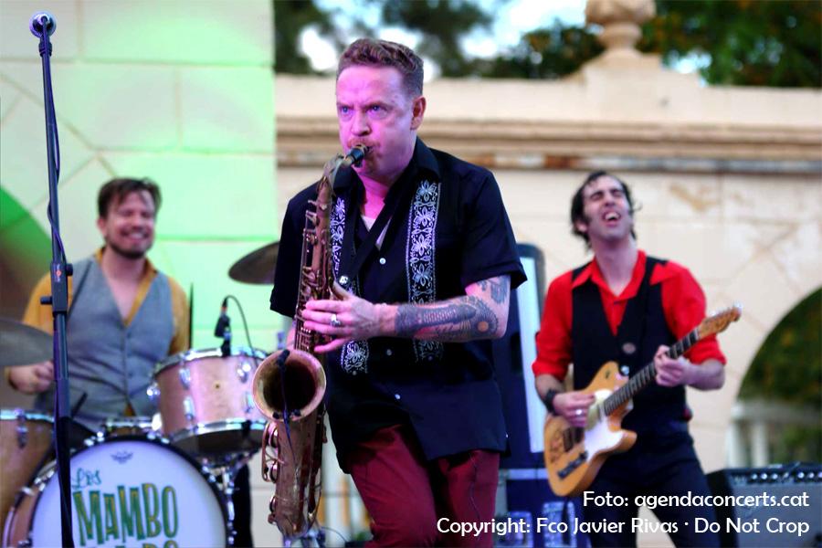 Festival de Jazz de Terrassa 2017: Joe Lovano, Tom Harrel, Benny Green, Los Mambo Jambo...