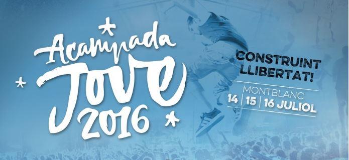 Acampada Jove 2016: La Raíz, Aspencat, Talco, Oques Grasses o Xavi Sarrià & Feliu Ventura...