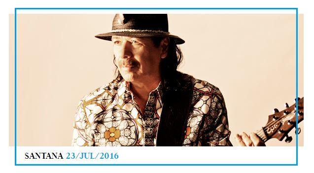 S'acaben les entrades per Santana