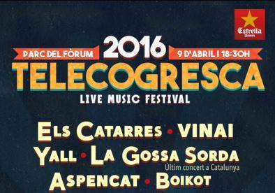 Torna la Telecogresca amb l'últim concert de La Gossa Sorda a Catalunya