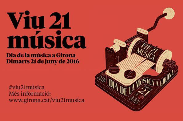 El Día de la Música en Girona se harán 63 conciertos y subirán a los escenarios 650 músicos