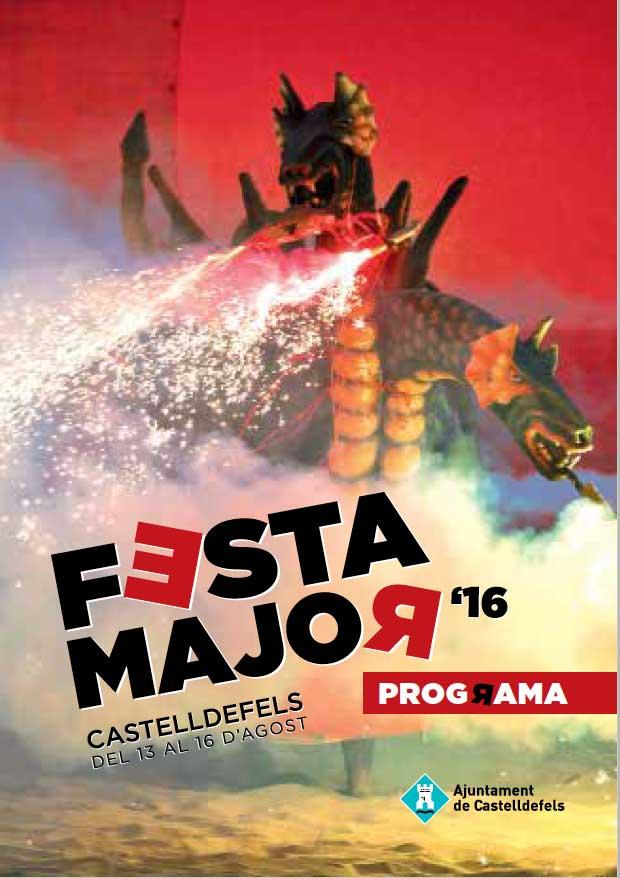 Los Mojinos Escozíos, en la Fiesta Mayor de Castelldefels 2016