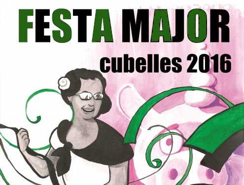 Festa Major Cubelles 2016: Orquestra Mitjanit,Golden Grahams, Tapeo Sound System, Funkystep & The Seys Sisters, Rumpelstinkin...