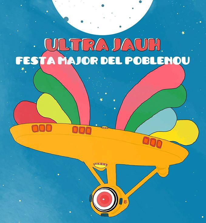 Fiesta Mayor Poblenou 2016: Joan Colomo, Héroes de Leyenda, Papá Topo, Sybarites, Mujeres...