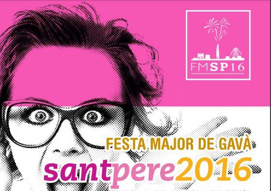 Antonio José, Smoking Stones, The Pinker Tones, Mambo Jambo o Martin Barre Band -exguitarrista de Jethro Tull-, en la Fiesta Mayor de Sant Pere 2016 de Gavà