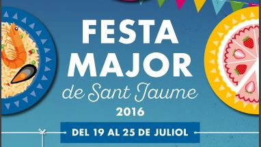 Fiesta Mayor Sant Pol de Mar 2016: Soweto, Tapeo Sound System, Orquestra de la Mitjanit, Reclam...