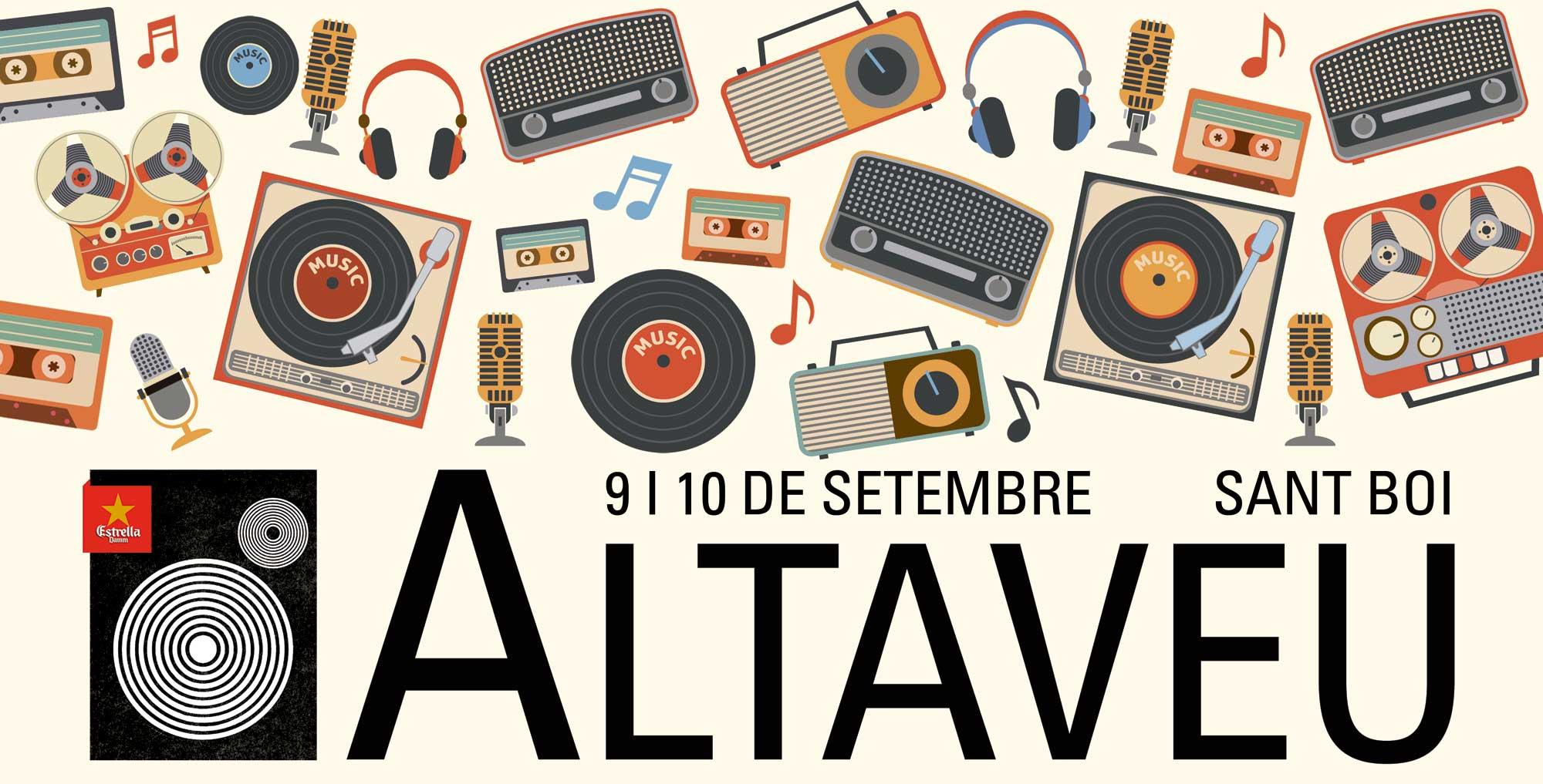 Festival Altaveu2016: Coque Malla, Quimi Portet, Marlango, Blaumut, Maika Makovski...