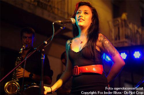 Fiesta Mayor Calella 2016: Marinah, Jodie Cash Fingers, Trau, Imperial Jade, Aspencat...