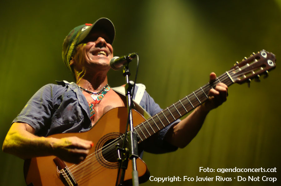 La Merce Festival 2016: Manu Chao, Love of Lesbian, Juan Magan, Bebe, Fangoria...