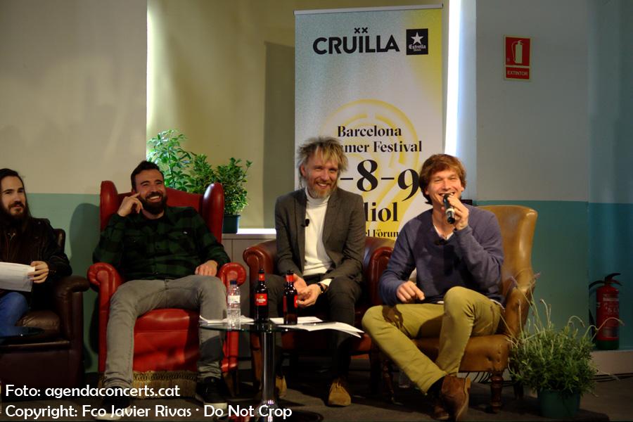 Els horaris del Festival Cruïlla 2017