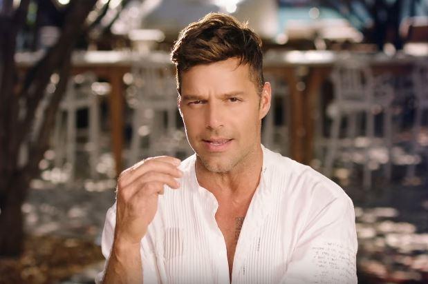Conciertos de Ricky Martin, el próximo mayo